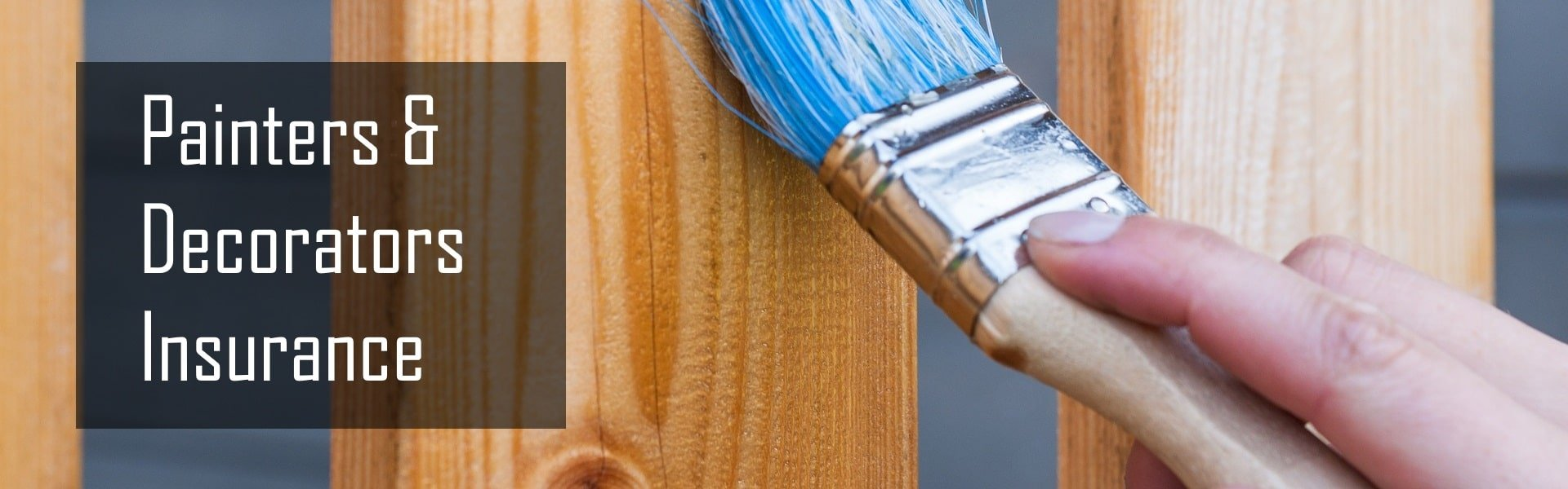 Painter Decorator Insurance Bizbroker Ie Ireland S Leading